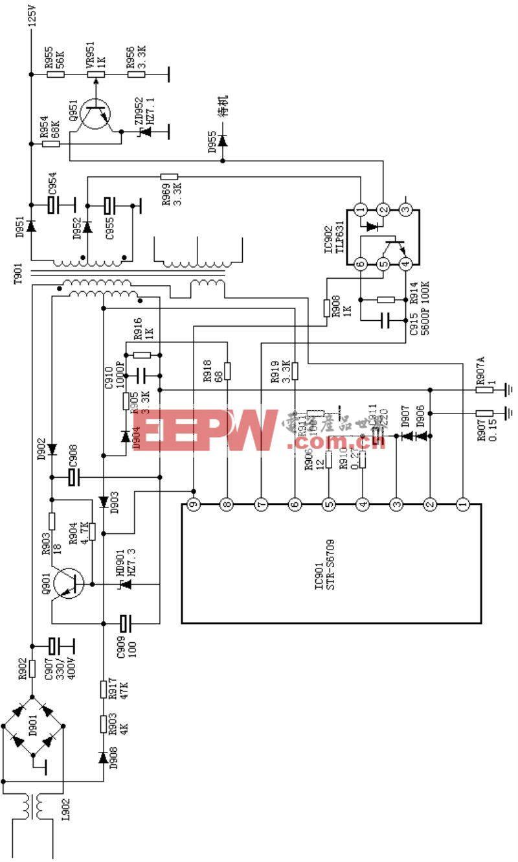绝对可用A4开关电源:日立A3P-B2电源(A4)