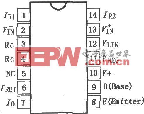 具有传感器激励的4~20mA电流变送器(XTRl05)