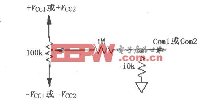 ISO103的失调电压调整电路