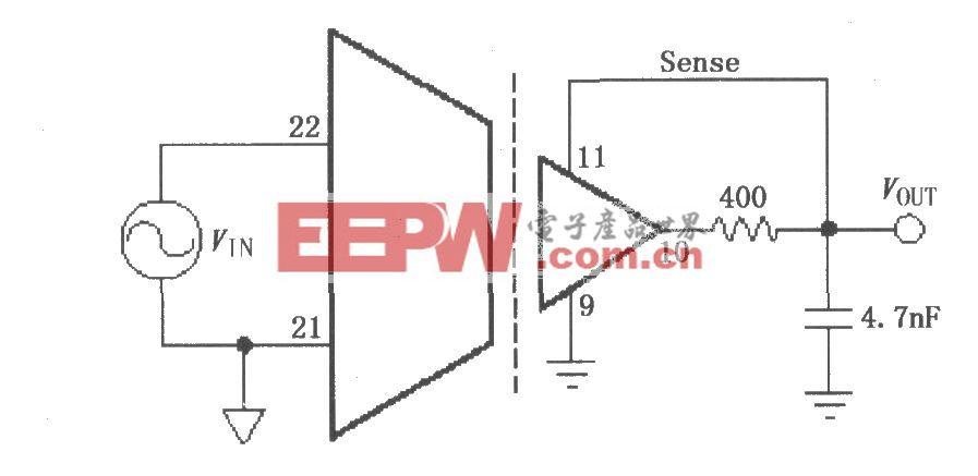 ISO103的减小纹波电路