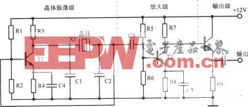 ZXB一1型低频振荡器及其振荡电路等效电路图