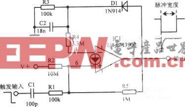使用LM3900的振荡电路