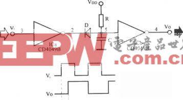 实用脉冲展宽电路