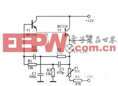 RC控制电路