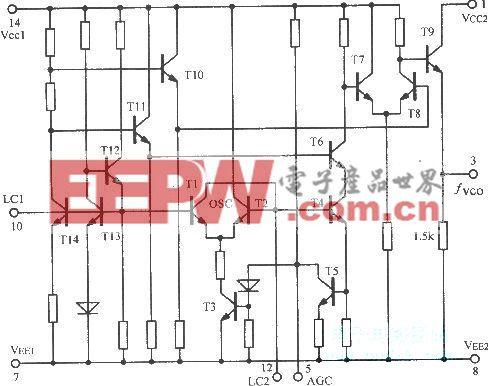 E1648/MCl648压控振荡器
