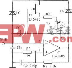 0.5~25kHz三角波振荡器