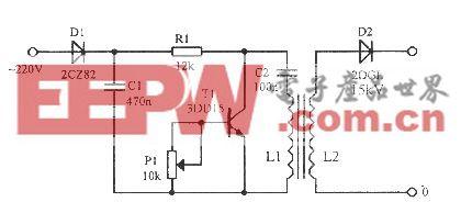 利用晶体管二次击穿的振荡电路
