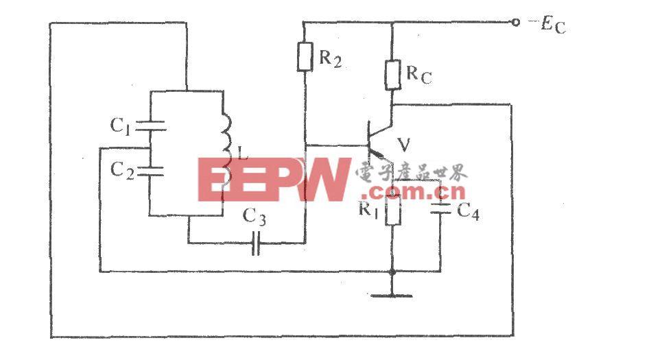 电容反馈振荡电路