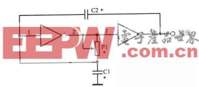 电位器控制的数字式振荡器