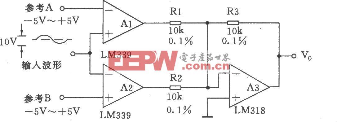 谐波发生器(LM318)