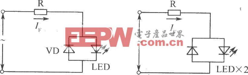 LED交流驱动电路