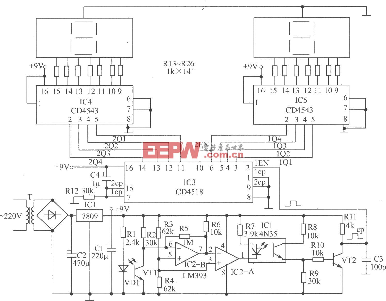 電子計數器電路
