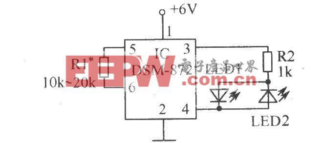 DSM-872典型应用电路(一)
