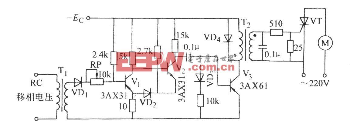 射极耦合双稳态幅度鉴别电路