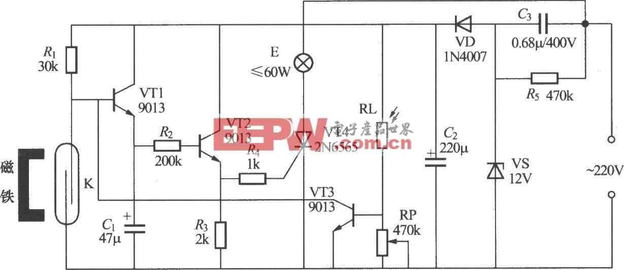 门控自动灯电路(1)