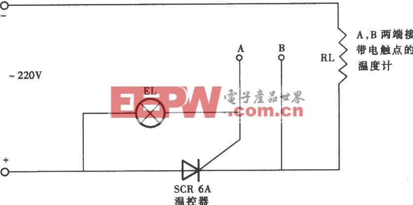 实用温控器电路
