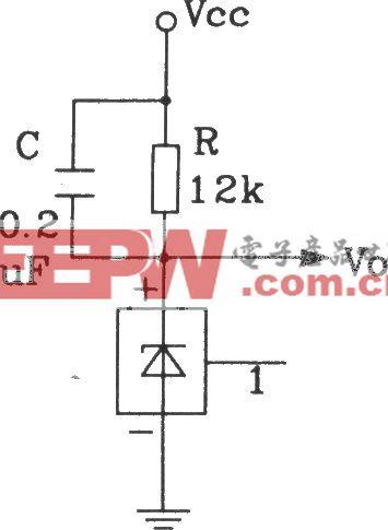 TSV型温度传感器典型应用电路
