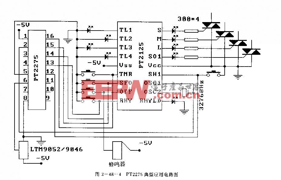 FT2275 (通用)红外线遥控译码电路