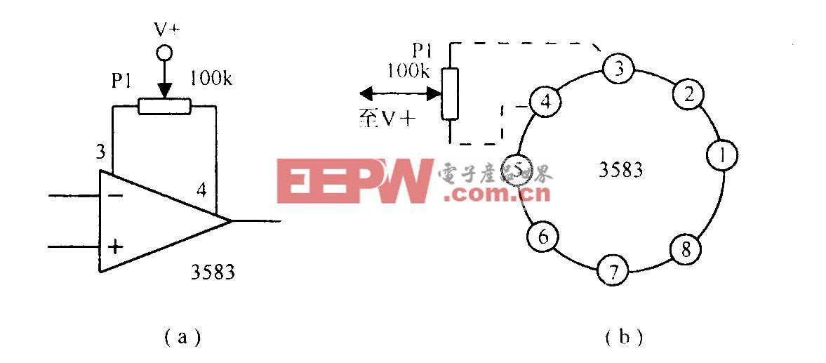 高壓大電流運算放大電路3583