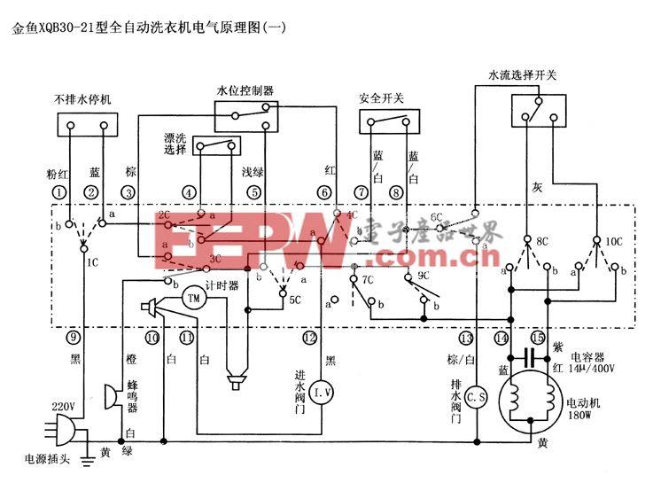金鱼-XQB30-21