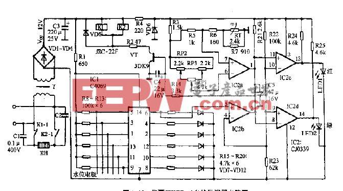 电热水器电路图02