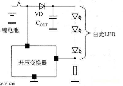 LED节能灯驱动电路图 -节能灯