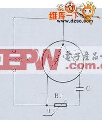 电容式压缩机启动电路图