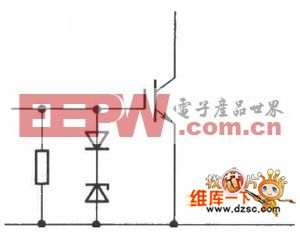 IGBT绝缘栅双极晶体管栅极过压保护电路图