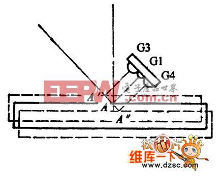焊接传感器高低跟踪原理电路图