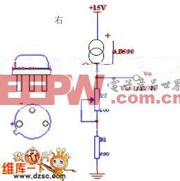 ad590典型应用电路图