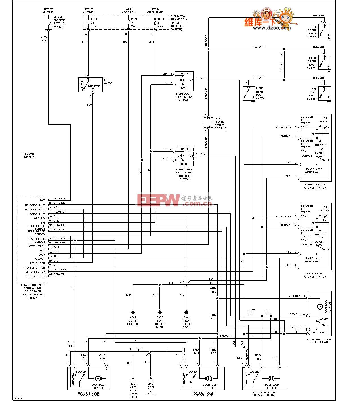 ee-sx672接线图