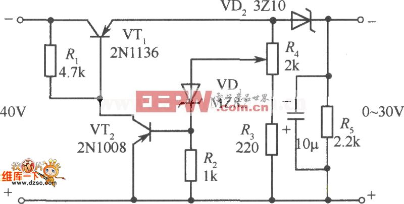 银河yh-250 v2.1电源3.3v电原理电路图