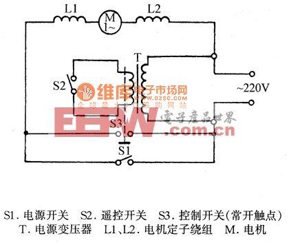 SC-4500E吸尘器电路图