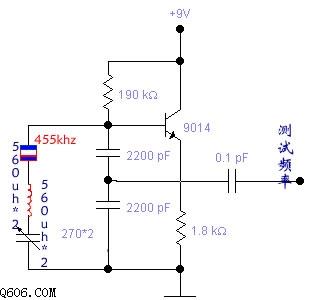 德生PL737收单边带电台信号