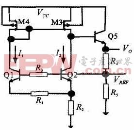 简单型高压基准电路图图片