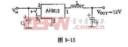 AH812的应用电路