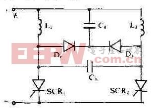 电感作中间储能的恒功率充电电路