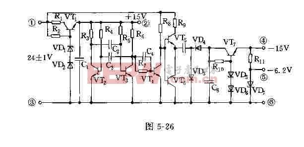 H-ZHBI厚膜集成直流变换器