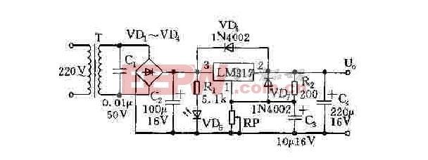 改装稳压电源的工作原理