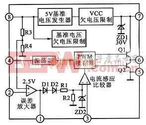 低成本、高可靠性的电瓶车充电器电路