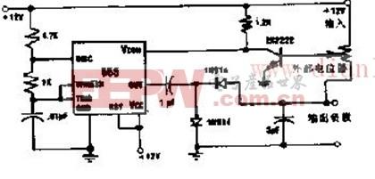 真空管电压表稳压器电路