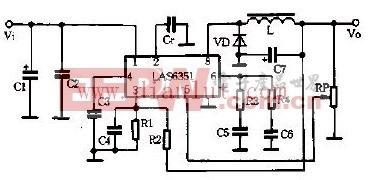 LAS6351典型应用电路