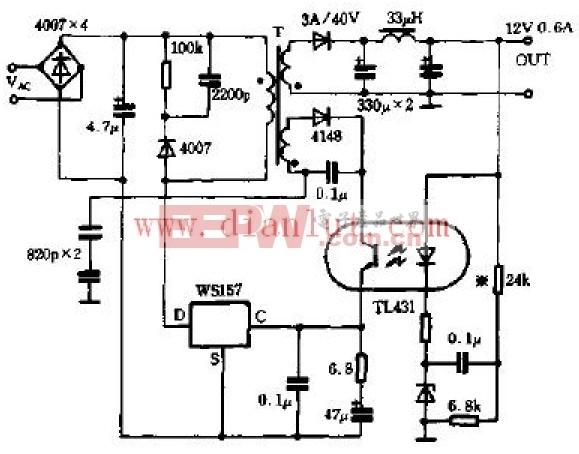 lm317 337 高精度 稳压电路 电路图 电子产品 高清图片