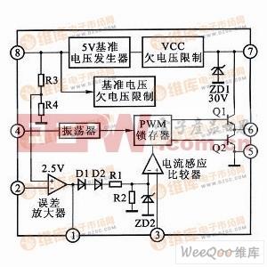 高可靠性电动自行车充电器原理图