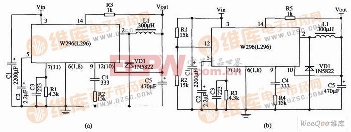 不同接法构成具有重置功能的应用电路