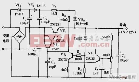 数控直流稳压电源 -稳压电源图片