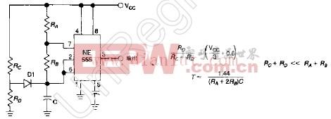 高精确度的低频振荡器电路