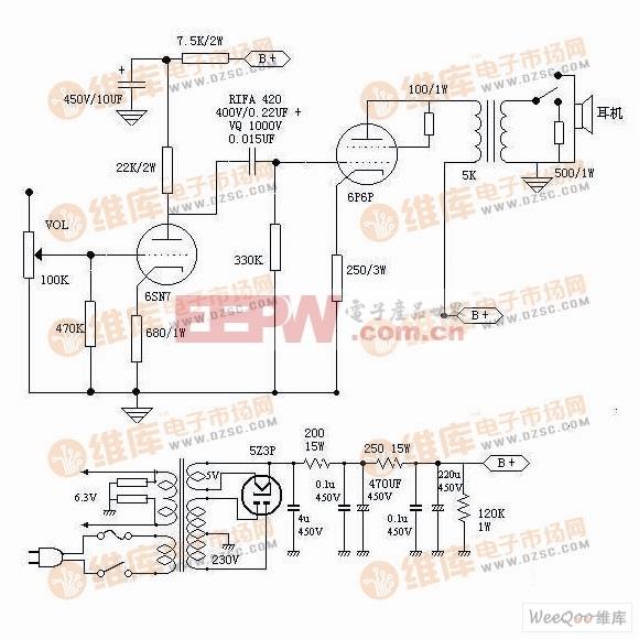 电路 电路图 电子 设计 素材 原理图 580_580