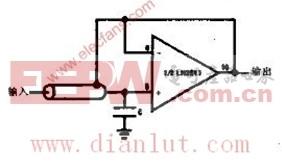 电缆跟随器电路设计