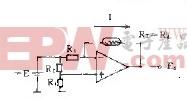 铂热电阻基本应用电路